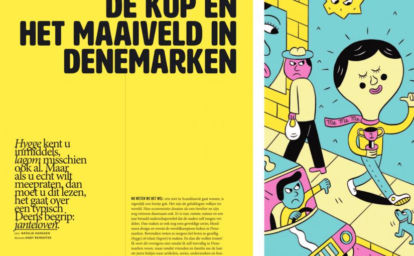 Artikel Volkskrant Magazine