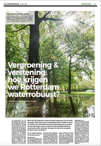 Artikel Metro/Nieuwspeper